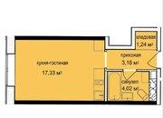 Продам 1-к квартиру, Крекшино д, жилой комплекс Баркли Медовая Долина . - Фото 1