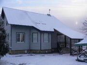 Эксклюзив! Продается дом в деревне Ореховка на берегу пруда. - Фото 2