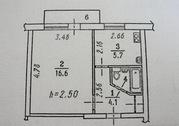 1 180 000 Руб., Продаю 1-комнатную квартиру на Входной, Купить квартиру в Омске по недорогой цене, ID объекта - 326307201 - Фото 15