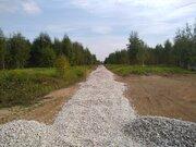 Участок в деревне Большое Петровское ИЖС Чеховский район - Фото 1