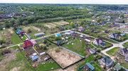 Земельный участок 20,5 соток в д. Съяново-2, Серпуховского района - Фото 1