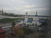 Большая красная 8 с видом на Кремль в вахитовском районе, Купить квартиру в Казани по недорогой цене, ID объекта - 310559268 - Фото 15