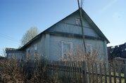 Бревенчатый дом ПМЖ в д.Дуброво Тверская область - Фото 1