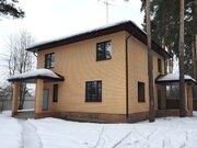 Коттедж 200м, на участке 8сот, пос.Клязьма, Ярославское ш. 14км от МКАД