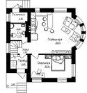 Продаётся дом дача пригород города курорта Анапа, Продажа домов и коттеджей в Анапе, ID объекта - 501764650 - Фото 2