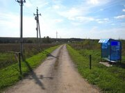 Продаётся уч-ок 9 соток в СНТ Ветеран-3 эл-во, водопровод р.Ока, лес ! - Фото 5