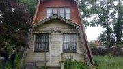 Продажа земельного участка с домом в Звенигороде - Фото 1