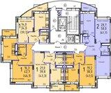 2 371 770 Руб., Продается квартира г.Подольск, Циолковского, Купить квартиру в Подольске по недорогой цене, ID объекта - 321183520 - Фото 1