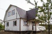 Новый дом в ДНТ с возможностью прописки. - Фото 1
