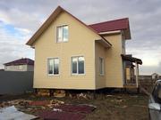 Участок с домом и баней, коттеджный посёлок Лисенки