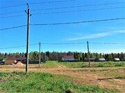 Земельный участок 8 соток п. Мирный