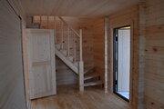 Добротный деревянный домик в деревне Вороново, недалеко от ж/д станции, Продажа домов и коттеджей Пахомово, Заокский район, ID объекта - 503004652 - Фото 10