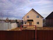 Купить дом из бруса в Домодедовском районе д. Овчинки - Фото 1