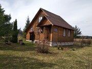 Продается двухэтажный дом 80 кв.м.на участке 10 сот - Фото 1