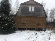 Продается двухэтажный дом 80 кв.м. участок 10 соток Талдомский район, - Фото 3