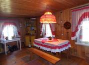 Деревянный дом на участке 27 соток рядом с Пушкинскими Горами - Фото 4