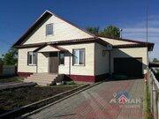 Дом в Новосибирская область, Баганский район, с. Палецкое 1 Мая ул. . - Фото 1