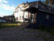 Дуплекс в Охтинском парке