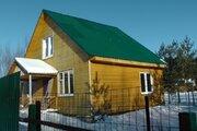 Вы можете купить новую дачу в Киржачском районе с круглогод подъездом - Фото 1