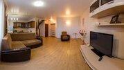 Сдаются двухуровневые апартаменты в долгосрочную аренду в центре го., Аренда квартир в Новосибирске, ID объекта - 326021607 - Фото 4