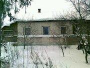 Часть жилого дома с земельным участком 12 соток в г.Кашира, 100 км . - Фото 1