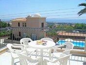 90 000 €, Хороший трехкомнатный Апартамент с видом на море в районе Пафоса, Купить пентхаус Пафос, Кипр в базе элитного жилья, ID объекта - 319416354 - Фото 11