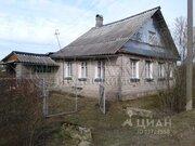 Дом в Псковская область, Гдовский район, пос. Рубцовщина (41.6 м) - Фото 1