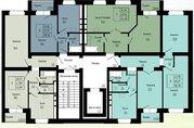 Продаётся 2-х комн. квартира в строящемся доме в мкр.Юрьевец - Фото 3
