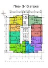 Продам 2-тную квартиру Комсомольский пр 8, 8 эт, 43 кв.м.Цена 2190 т.р - Фото 4