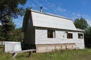 Дом на первой линии озера