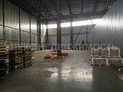 Аренда помещения пл. 1700 м2 под склад, производство, Домодедово . - Фото 3