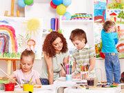 Известный английский детский сад. 16 лет. м. Площадь Восстания