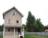 Купить дом из бруса в Ногинском районе д. Борилово - Фото 1