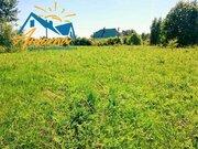 Продается участок 12 соток в охраняемом СНТ вблизи деревни Горки Жуков