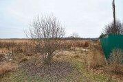 Продажа земельного участка 12 соток в д. Петровское