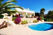 590 000 €, Шикарная 4-спальная Вилла с панорамным видом на море в районе Пафоса, Купить дом Пафос, Кипр, ID объекта - 502662087 - Фото 1