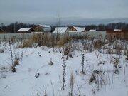 Продается земельный участок 15 соток в деревне Колесниково, рядом с го - Фото 3