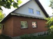 Продается 2 этажный дом с земельным участком в элитном поселке г. Пушк - Фото 1