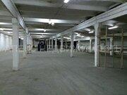 Аренда помещения пл. 1200 м2 под склад, производство, Коммунарка .