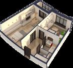 Продаётся 1 -комнатная квартира - Фото 2