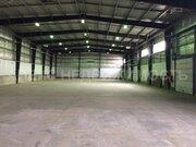 Аренда помещения пл. 700 м2 под склад, производство, Домодедово . - Фото 1