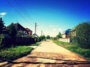 Зем. участок 6 соток село Строкино ИЖС ПМЖ - Фото 1