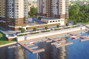 """2-комн. квартира, 59.9 кв.м ул. Артамонова, 4 ЖК """"Аквамарин"""" - Фото 5"""