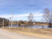 Участок 12 соток рядом с Рузским водохранилищем.