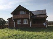 Большой новый дом 75 км от МКАД - Фото 1