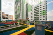 Продажа 1-комнатной квартиры, 33.05 м2 - Фото 4