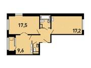 Продам двухкомнатную квартиру в Некрасовке, ул. 1-я Вольская, 15к1 - Фото 5