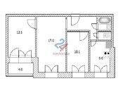 Кольцевая 207, Купить квартиру в Уфе по недорогой цене, ID объекта - 317016221 - Фото 13