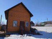 Новый 2 эт. дом на участке 5,6 сотки СНТ Толбино 2, Подольск, Климовск - Фото 3