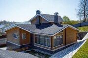 Современный благоустроенный дом в центре Волоколамска - Фото 1